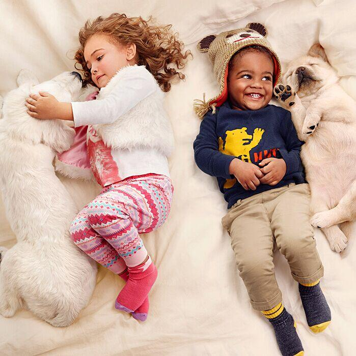 40% Off + Free Shipping Sitewide @ Children's Place