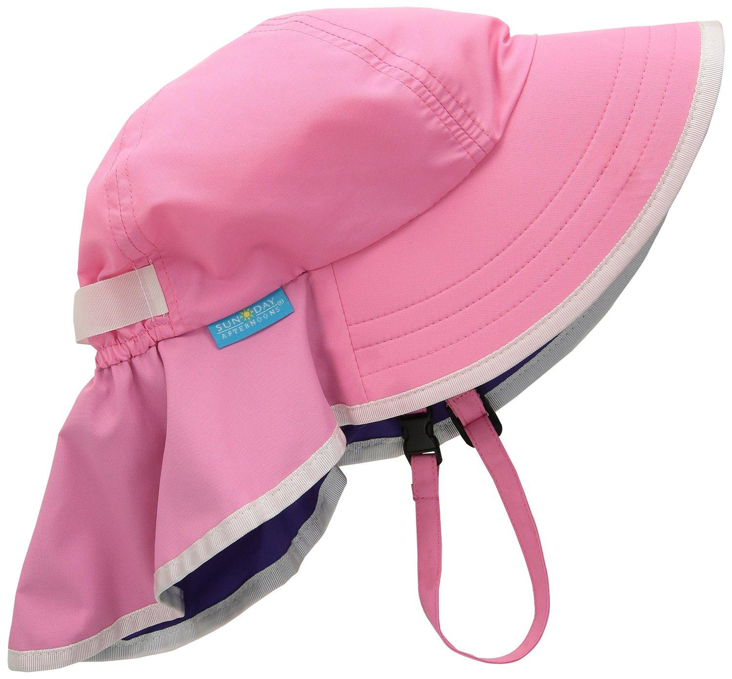 Sunday Afternoons Baby Unisex Play Hat, Pink