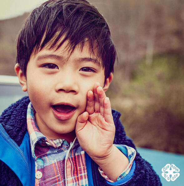 Extra 20% Off Clearance @ OshKosh BGosh