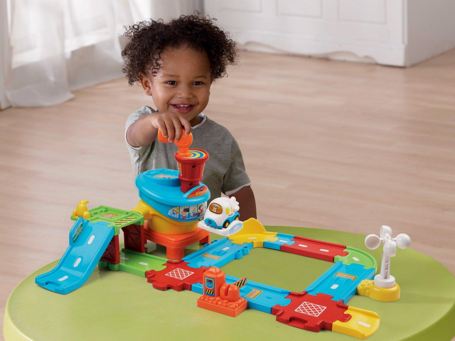 Lowest Price Ever! VTech Go! Go! Smart Wheels Airport Playset