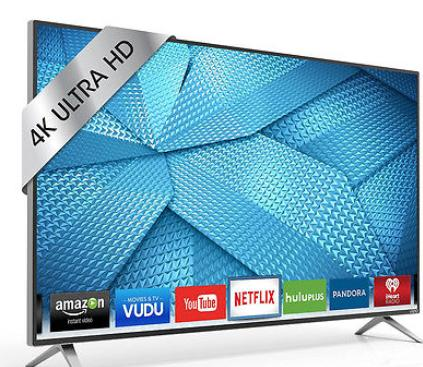Vizio M49-C1 - 49-Inch 120Hz 4K Ultra HD M-Series LED Smart HDTV