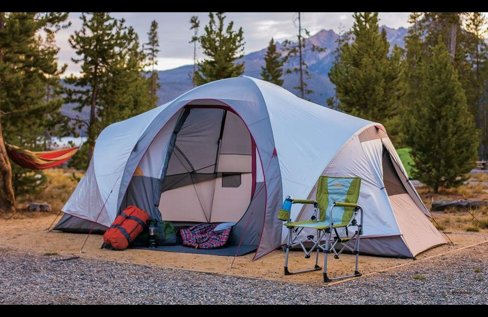 Eagle's Camp Family Voyager 8-Person Tent