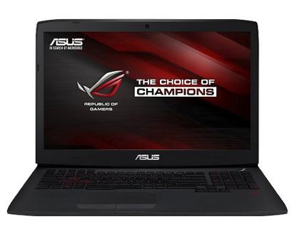 1399.00 ASUS ROG G751JT-DB73 17.3-Inch Gaming Laptop, Nvidia GeForce GTX 970M Graphics (G-SYNC)