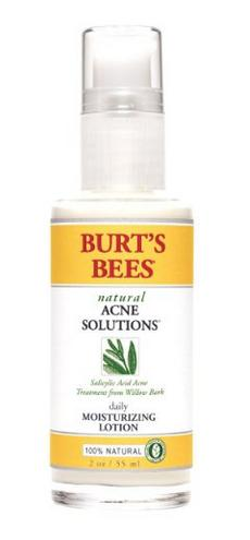 Burt's Bees Natural Acne Solutions Daily Moisturizing Lotion, 2 Ounces