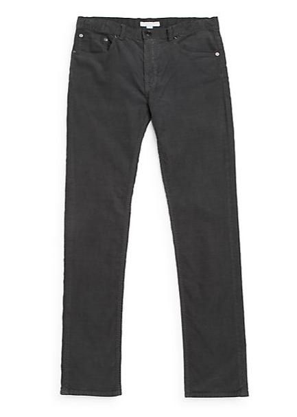 Burberry Little Boy's & Boy's Skinny Corduroy Pants