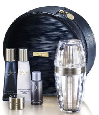 Free Sample-Filled Bag+Free 6-pc Gift Set with Cle de Peau Beaute Limited Edition Le Sérum Awakening Collectione @ Neiman Marcus