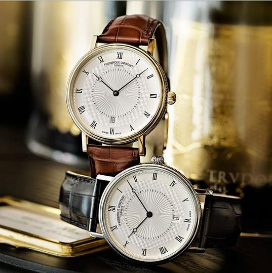 Up to 76% Off Select Frederique Constant Luxury Watches @ Amazon.com