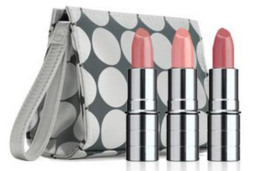 $45 ($63 Value) Prescriptives' NEW Fall Lip Trio