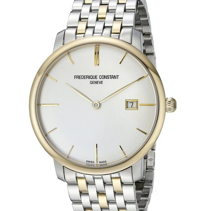 Deal of the Day Frederique Constant Men's Watch