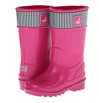 Sperry Top-Sider Kids Pelican Rain Boot-Pink @ 6PM.com