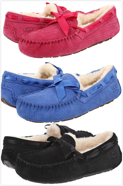 UGG Dakota Exotic Scales Slippers On Sale @ 6PM.com