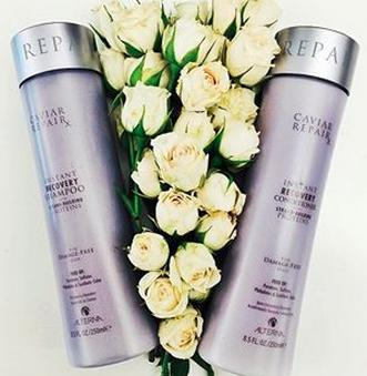$40.5 Alterna Caviar Repair Instant Recovery Shampoo & Conditioner Duo (8.5 oz each)
