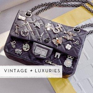 Up to % Off Vintage Chanel & More Designer Handbags On Sale @ Rue La La