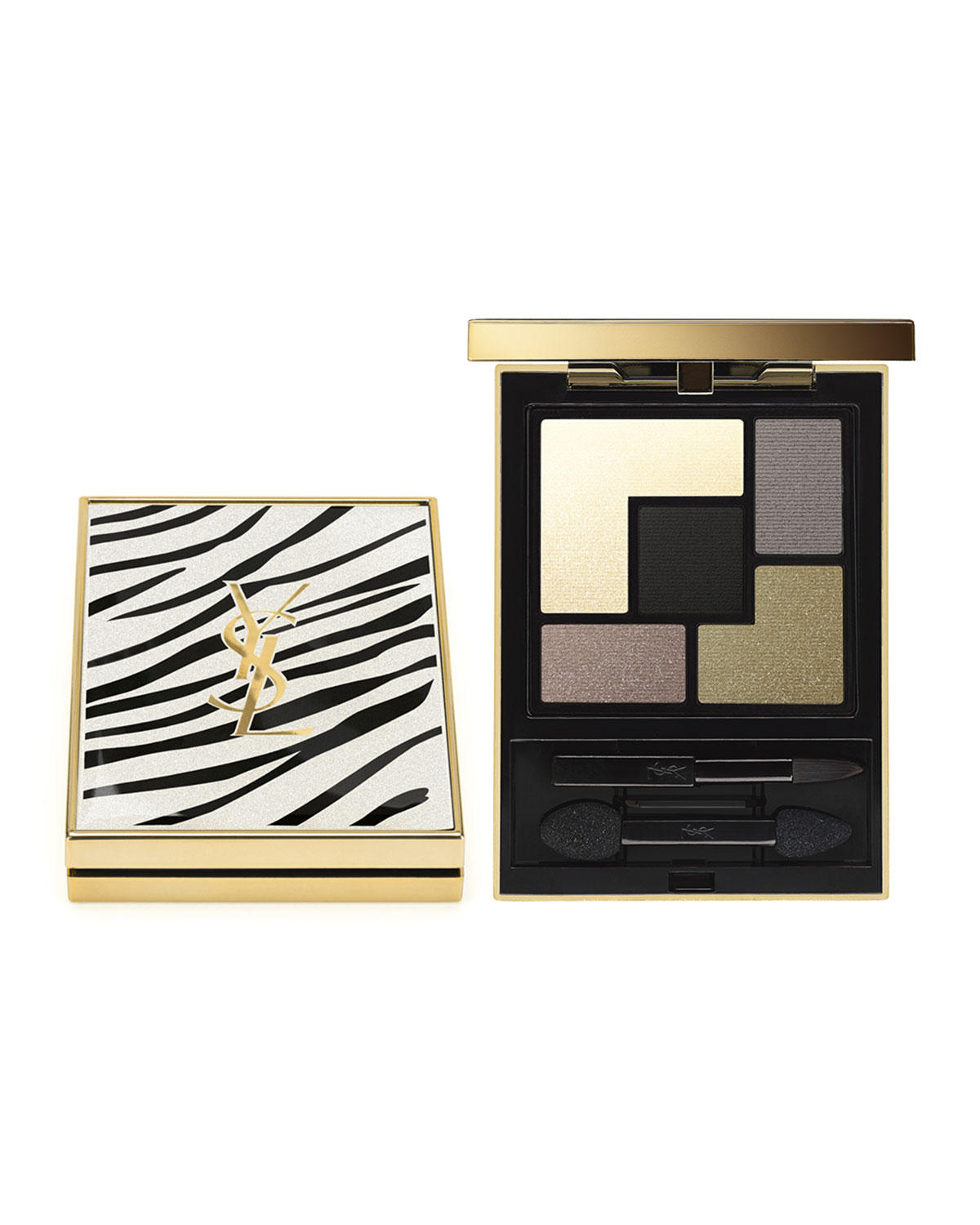 New Release YSL launched New Couture Palette Clash & White