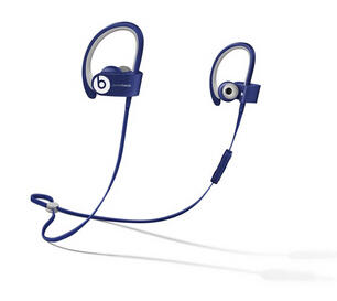 Beats Powerbeats 2 Wireless In-Ear Headphones (Cobalt Blue)