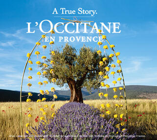 Free Gift with Purchase at L'Occitane