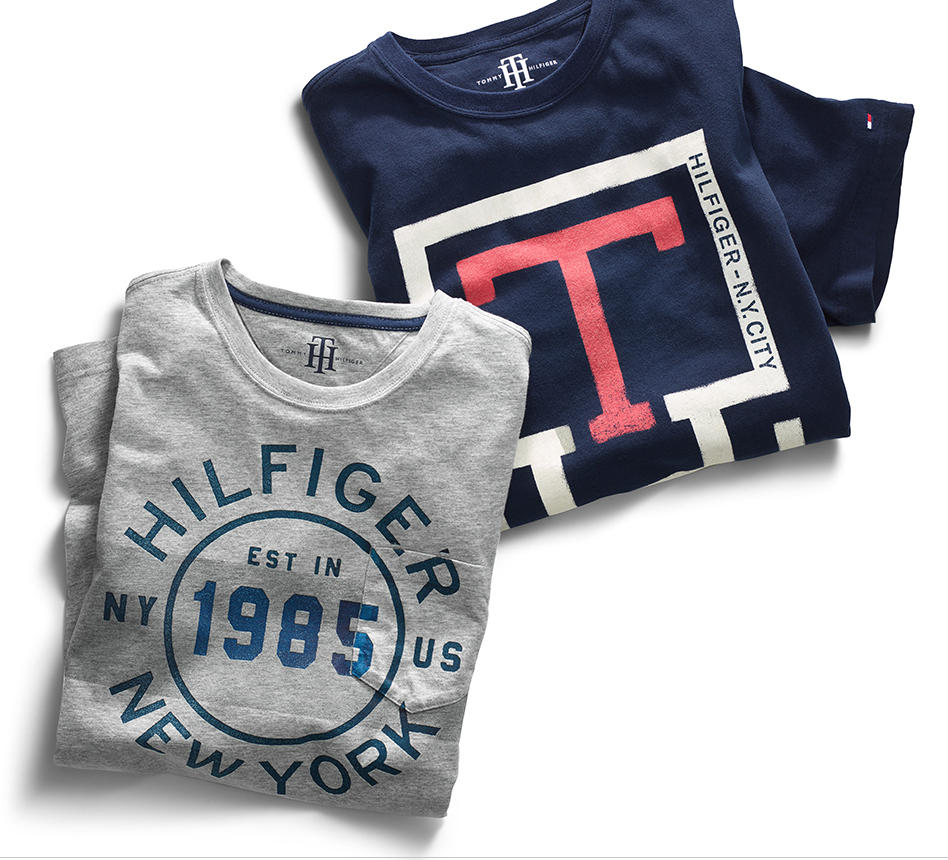 30% Off Outlet Tops + Up to 20% Off Entire Order @ Tommy Hilfiger