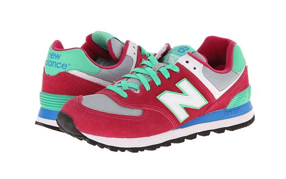 New Balance Classics WL574 Women's Sneakers On Sale @ 6PM.com