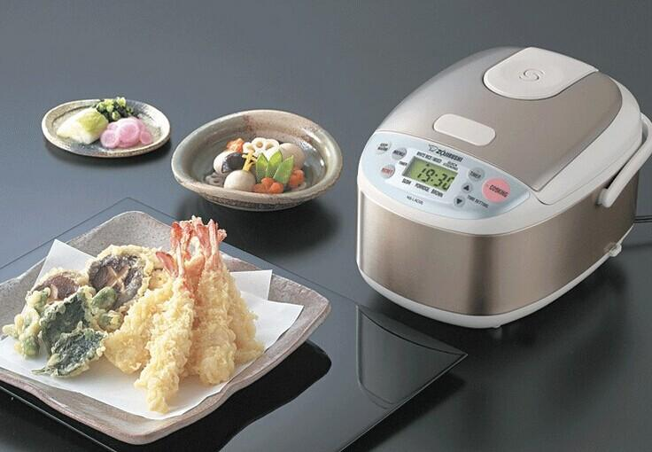 Zojirushi Micom NS‑LAC05 Rice Cooker