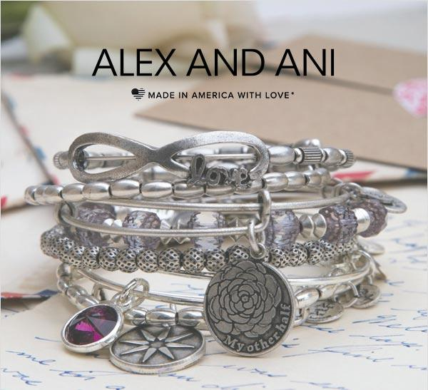 Free Alex & Ani Bangle with $75 Alex & Ani Purchase at REEDS Jewelers