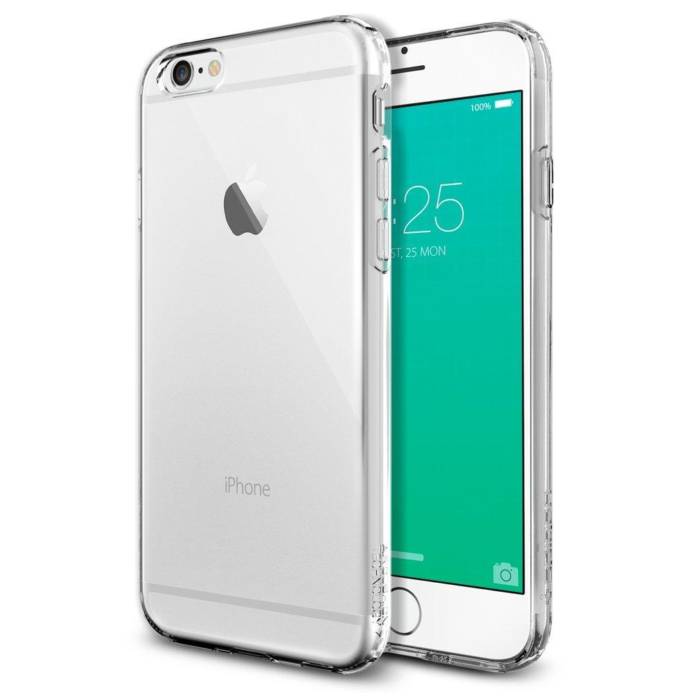 Spigen iPhone 6/6s Crystal Clear Case