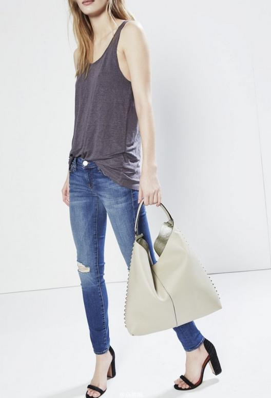 Rebecca Minkoff Unlined Hobo Shoulder Bag