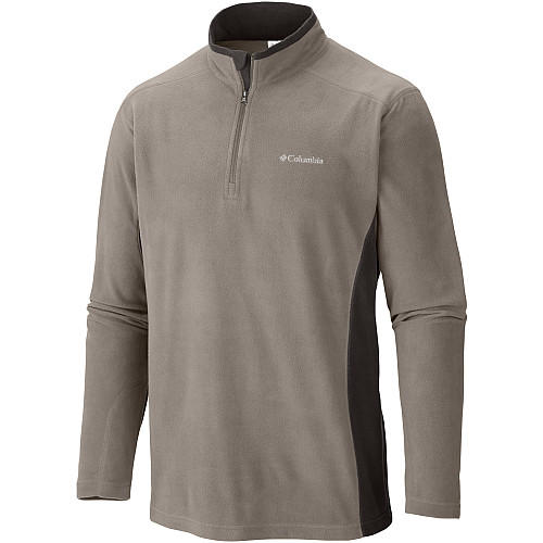 Columbia Men's Klamath Range II Half-Zip Fleece Pullover