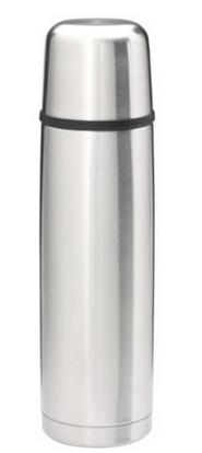 Thermos Vacuum Insulated 25-Ounce Compact Stainless Steel Beverage Bottle
