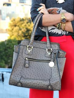 Up to 70% Off London Fog Handbags @ 6PM.com