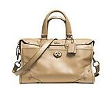 COACH  Leather Rhyder Satchel @ Lord & Taylor