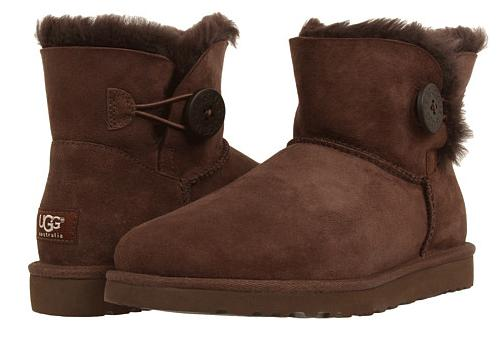 UGG Mini Bailey Button On Sale @ 6PM.com