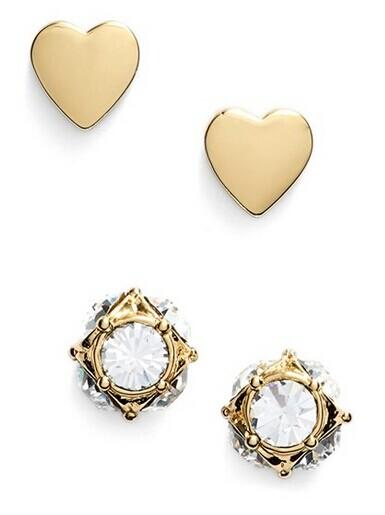 Kate Spade New York Earring Set @ Nordstrom