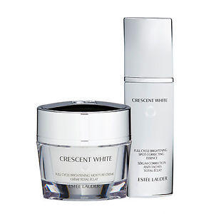 Estée Lauder Crescent White Daily Essentials Set(2pcs) On Sale @ COSME-DE.COM