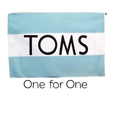Up to 40% Off TOMS Shoes at Zulily