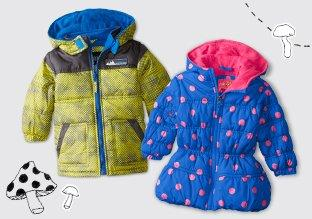 From $18 Select Kids' Outerwear Sale @ MYHABIT