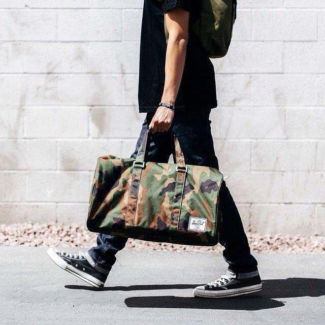 60% Off Herschel Supply Co. Bag  @ 6PM.com