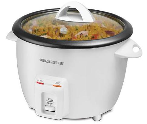 Black & Decker 14-Cup Rice Cooker