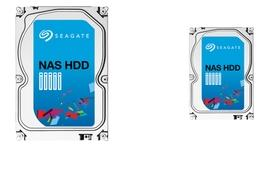 2 x Seagate NAS HDD ST3000VN000 3TB Internal Hard Drive