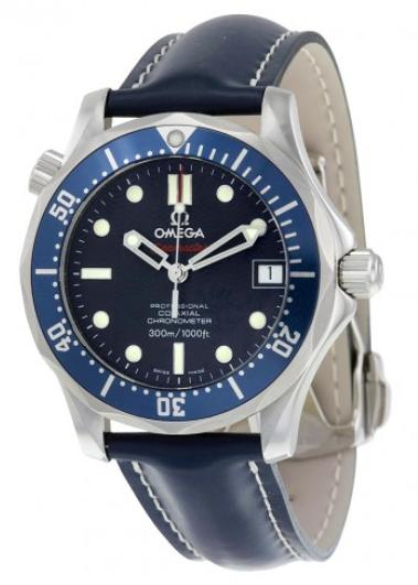 Omega Seamaster 300 M Chronometer Midsize Watch 2922.80.91