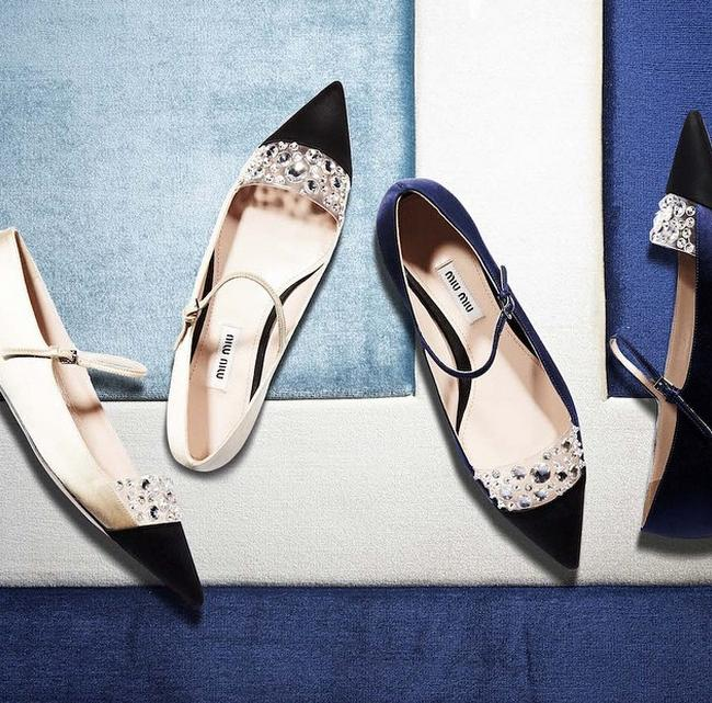 Up to $10000 Gift Card Miu Miu Shoes @ Bergdorf Goodman