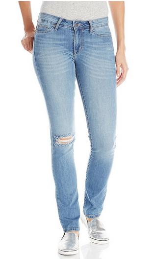 Calvin Klein Jeans Women's Destroyed Straight
