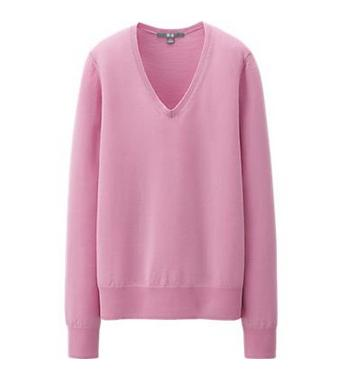 From $24.9 100% Extra Fine Merino sweater for both Men and Women @ Uniqlo