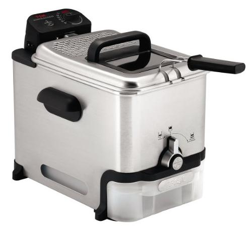 Lowest price! T-fal Ultimate Fry Basket Stainless Steel Immersion Deep Fryer