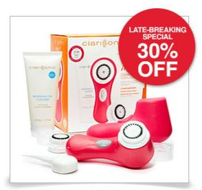 30% Off Select Clarisonic Sets @ macys.com