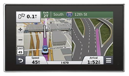 "$259.99 Garmin nüvi 3597LMTHD 5"" GPS with Built-in Bluetooth and Lifetime Map"