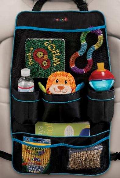 Munchkin Backseat Organizer, Black @ Amazon