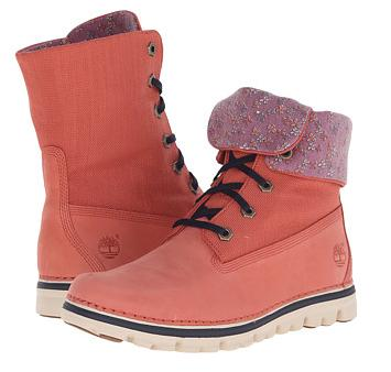 Timberland Women's  Brookton Rolltop Boots On Sale @ 6PM.com