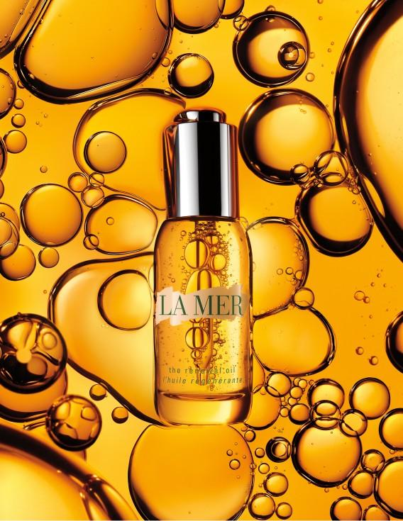 New Release La mer launched New Renewal Oil