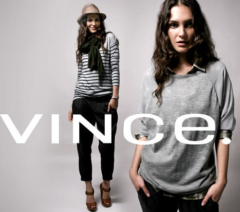 Up to 83% Off Vince Coats & Sweaters @ Saks Off 5th