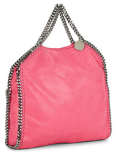 Stella McCartney Falabella Fold-Over Chain Tote